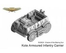 EMPIRE OF THE BLAZING SUN KOTE ARMOURED CARRIER - SPARTAN GAMES - DLBS24