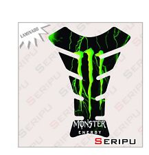 X1 PEGATINAS MONSTER  PROTECTOR  STICKERS MOTO VINILO  TUNING ADESIVO DECAL