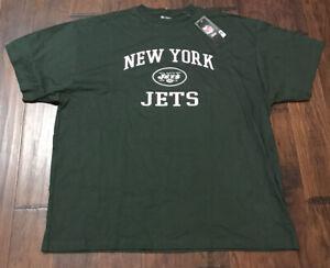 Majestic Men's New York Jets Football Shirt Sz. 3XLB NEW 135969