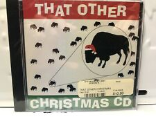 That Other Christmas Cd Featuring Goo Goo Dolls, Buffalo Bills Brand New Sealed