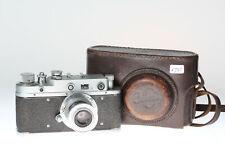 Zorki s Klein imagen cámara Leica l39/ltm, con 22 Industar 1:3,5/5cm objetivamente