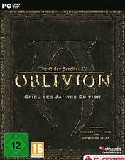 OBLIVION ELDER SCROLLS 4 + 2 Addons GOTY Game of the Year EDITION Top Zustand