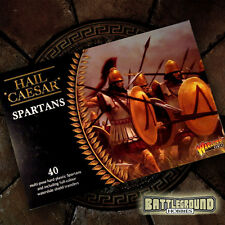 Warlord Games WGH-GR-01 - Spartan Hoplites for Hail Caesar or Clash of Empires