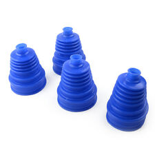 4x Universal Silicone CV Boot Cover Joint Constant Velocity Strong Elasticity