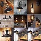 6 Tipos Moderno Retro Vintage Industrial Lámpara Colgante Loft Techo Chandelier