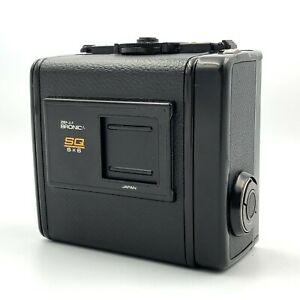 [N MINT] Zenza Bronica SQ 120 6x6 Film Back Holder for SQ-Ai A Am From JAPAN 266