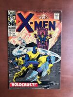 X-Men #26 (1966) 7.0 FN Marvel Key Issue Comic Silver Age El Tigre App Stan Lee