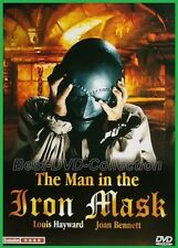 The Man in the Iron Mask (1939) - Louis Hayward, Joan Bennett - DVD NEW