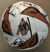 More details for multi signed fulham 2009/10 squad football