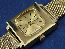 Vintage Retro Edele Automatic Watch Circa 1970s NOS Cal ETA 2784 New Condition