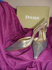 Dune Stiletto Heels Women's Silk Upper