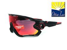 OAKLEY JAWBREAKER 9290 20 2031 MATTE BLACK PRIZM ROAD Sunglass Sonnenbrille Sole