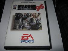 """Videogioco """"Madden NFL 96"""" per console Sega Mega Drive"""