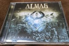 ALMAH FRAGILE EQUALITY CD MADE IN BRAZIL Angra Shaman Hangar Dr. Sin Manowar