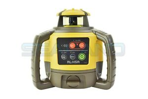 Topcon RL-H5A Rotating Laser Level - New with 5 Year Warranty - BUILD YOUR KIT