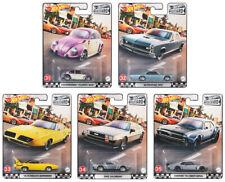 Boulevard Series Set 2021 Premium 5 Modellautos 1:64 Hot Wheels GJT68 - 979G