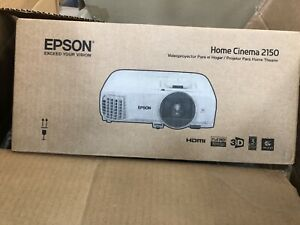 Epson Home Cinema 2150 1080p Wireless 3LCD White