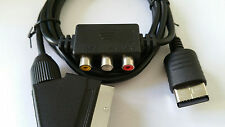 ES-BEST3DCASESSHOP RGB-SCART + AV SEGA DREAMCAST FOR ALL MODELS NEW