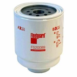 Fleetguard FS20089 Fuel Separator Spin on
