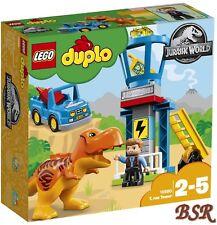 LEGO ® Duplo: 10880 T-Rex Perspective Plate-forme-Jurassic World 0. - € expédition & nouveau