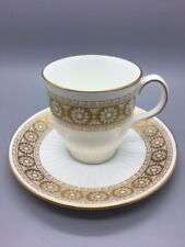 Gold British Wedgwood Porcelain & China Tableware