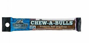 Redbarn Chew-A-Bulls 6in  Free Shipping