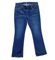 Old Navy Women Jeans, Diva Short Stretch Boot Cut Denim, Size 10 Short