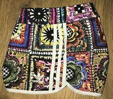 Adidas Originals rare womens Multicolor shorts size 10 (S)
