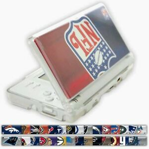 NEW MadCatz Console NFL Jersey Showcase for Nintendo DS Lite 32 Teams graphics