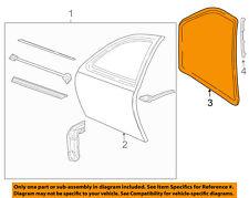 GM OEM-Door Weatherstrip Seal 89022844