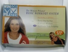Winsor Pilates - Basic Workout System (DVD, 2003, 3-Disc Set) - Very Good
