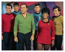 --Star Trek -- Cast Glossy 8x10 Photo