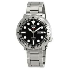 Seiko 5 Sports SRPC61 Bottle Cap Automatic Stainless Steel 100m Watch SRPC61K1