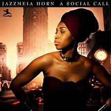 Jazzmeia Horn - A Social Call (NEW CD)