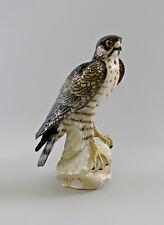 9997779 figurines en porcelaine oiseaux FALKE ENS H30cm