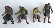 Teenage Mutant Ninja Turtles Action Figures Viacom Playmates, 2014 - Lot of 4
