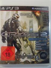 !!! PLAYSTATION PS3 SPIEL Crysis 2 Limited USK18 GUT !!!