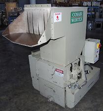 Conair Wortex LP-400 Grinder Motor: 6.5 HP Plastic Granulator, Nice!