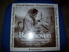 I GRANDI MUSICISTI N.2-BEETHOVEN-SONATE PER PIANOFORTE-ALFRED BRENDEL FABBRI
