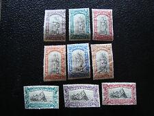 SAINT-MARIN - timbre yvert et tellier n° 53 a 61 n* ou obl (A9) stamp san marino