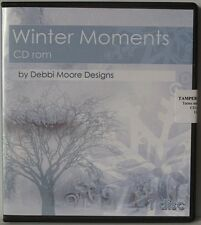 Debbi Moore Designs Winter Moments CD Rom (294173)