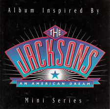 The Jacksons:An American Dream-1992-Soundtrack-13 tr-CD
