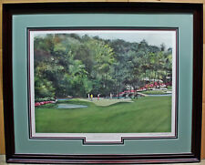 Rites of Spring Painting by Donald Voorhees The Eleventh Hole Augusta 98 of 950