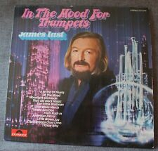 James Last, in the mood for trumpets, LP - 33 tours
