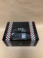 BRM Black Lacquer 100% Authentic Original Display Watch Box