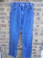 Vintage pour homme Bleu Denim WRANGLER 13MW2PW Jeans 31 x 36