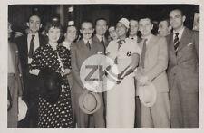 JOSEPHINE BAKER Princesse TAM TAM Viviane ROMANCE Pepito ABATINO Photo 1935