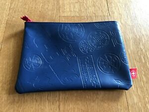 Marvel Spider Man Far From Home 2018 Columbia Pictures Promo Zipped Pouch Bag