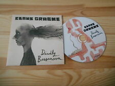 CD Indie Claus Grabke - Deadly Bossanova (10 Song) NOIS-O-LUTION -cardboard sl-