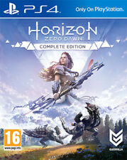 Sony Ps4 - Horizon Zero Dawn Édition Complete 9959564